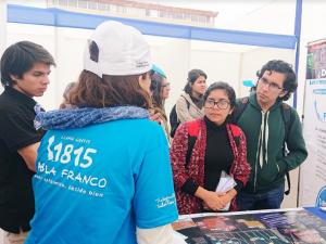 Ofrecerán orientación gratuita a jóvenes para combatir el uso de drogas