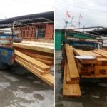 Policía incauta producto forestal en Aucayacu