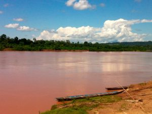Niveles de los ríos Pachitea y Huallaga en ascenso