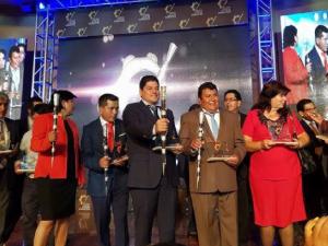 San Martín: Alcalde de Nuevo Progreso reconocido como mejor alcalde productivo