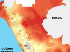 San Martín: Pachiza registró la temperatura más alta a nivel nacional