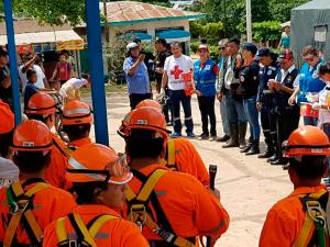 Ucayali: Desarrollan simulacro por lluvias en Manantay