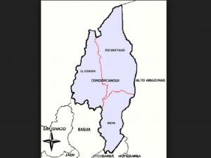 Amazonas: Monitorean daños tras deslizamiento en distrito de Nieva