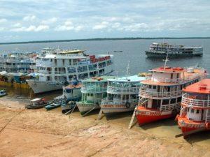 Contexto político en el proyecto Hidrovía Amazónica