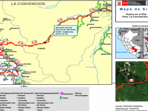 Cusco: Se normaliza tránsito en tramo Kimbiri – Quillabamba