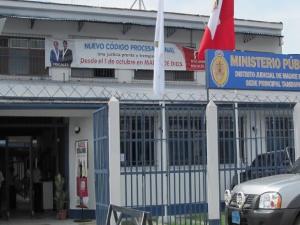Dan 20 años de cárcel para parricida en Puerto Maldonado