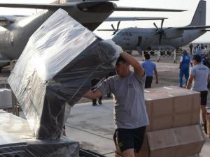 Destacan rapidez en entrega de ayuda para damnificados por sismo en Arequipa