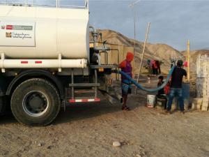 Facilitan módulos temporales de vivienda para damnificados de sismo en Arequipa