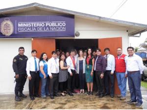 Madre de Dios: Ministerio Público inaugura segunda sala de acogida para víctimas de trata de personas