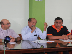 Madre de Dios: Vacan al alcalde de la provincia de Tambopata