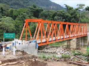 Obras para Tocache superan los S/150 millones