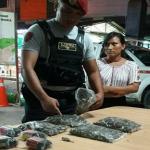 Policía decomisó pirotécnicos en Tingo María