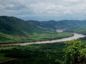 Río Huallaga en alerta roja