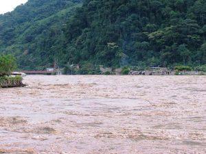 San Martín: Río Huallaga incrementó su nivel en Tocache