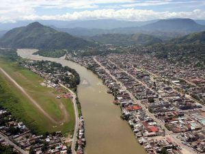 Río Huallaga incrementa su caudal y podría desbordarse