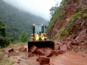 San Martín: Conforman brigada de emergencia para monitorear carreteras