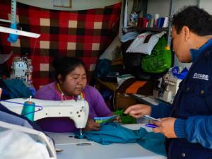 Sunass inicia campaña de ahorro del agua en Ayacucho