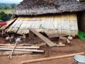 Amazonas: Entregan 450 calaminas a familias damnificadas por inundaciones