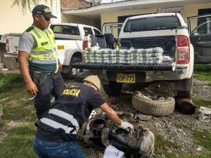 Ayacucho: Decomisan 91 kilos de clorhidrato de cocaína