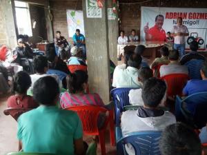 Ayacucho: Exdirigente de la Fepavraem anuncia pre candidatura a Llochegua