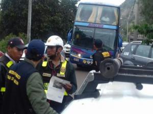 Ayacucho: Operativo de control de identidad y trata de personas en Jesús Nazareno