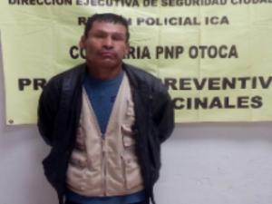 Cae requisitoriado por terrorismo en Ayacucho