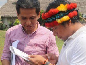 Comunidades nativas levantan paro en Loreto