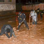 Cusco: Continúan trabajos de limpieza de tramo Tamburco – Anta