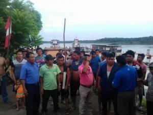 Defensoría del Pueblo invoca a la no violencia en paro de organizaciones loretanas