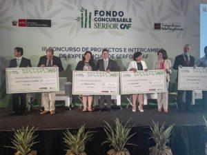 Huánuco: Ejecutarán proyectos para conservar y aprovechar bosques amazónicos