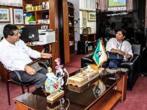 Huánuco: Facilitarán maquinaria para prevenir desbordes del río Huallaga