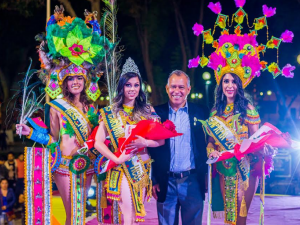 """Huánuco elegió a la """"Señorita Carnaval 2018"""""""