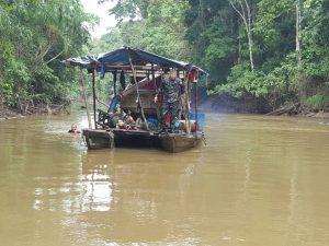 Loreto: Nivel del río Napo bajó por ausencia de lluvias