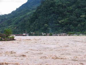 Loreto: Río Huallaga incrementó su nivel y alcanzó estado de alerta naranja