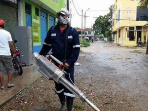 Madre de Dios: Pobladores tenían larvas de dengue en el interior de sus domicilios