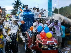 Madre de Dios: Trabajadores del Ministerio Público participaron en corso carnavalesco