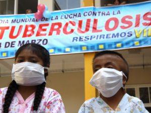 Perú redujo en 43% la incidencia de casos de tuberculosis en los últimos 15 años