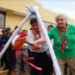 San Martín: Inauguran nuevo centro de acopio del café y cacao en Tocache