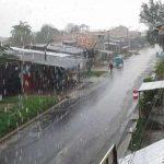 """Dos localidades de la región San Martín soportaron un día """"muy lluvioso"""""""