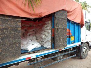 Satipo: Decomisan 10 toneladas de insumos químicos para uso de narcos