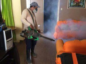 Supervisan plan de prevención contra el dengue en Ucayali