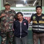 Vraem: Capturan a sujeto con requisitorias por violación sexual