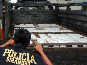 Vraem: Detienen a sujeto con 53 kilos de cocaína