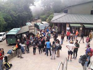 Restringirán acceso a vía de acceso a ciudadela Machu Picchu