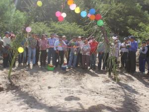 Ayacucho: Inauguran carretera vecinal Santa Rosa Ccochamarca – Valle Pampas