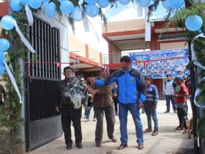 Ayacucho: Niños de Vilcas Huamán reciben nueva infraestructura educativa