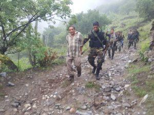 Cae requisitoriado por terrorismo en Huancavelica