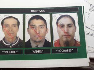 Capturan a tres presuntos senderistas en Junín y Huancavelica