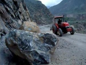 Cusco: Se enuentra restringida la vía Kimbiri – Quillabamba