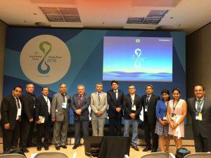 Divulgan en foro mundial la experiencia peruana en gestión del recurso hídrico